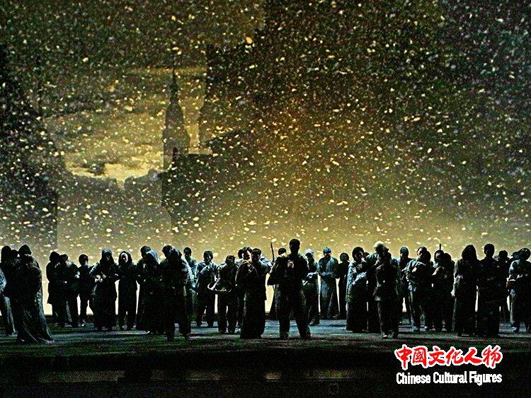 歌剧《二泉》在国家大剧院上演大获成功_王宏伟倾情演绎阿炳命运悲欢