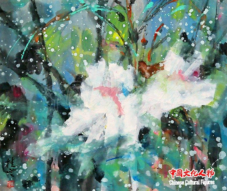 """""""光影彩墨""""李前宽肖桂云艺术展专馆将在长春东北亚艺术中心开馆【组图之二】"""
