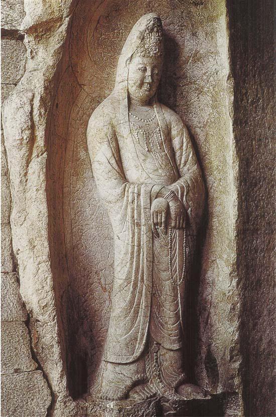 """杭州""""汉式""""石刻造像欣赏"""