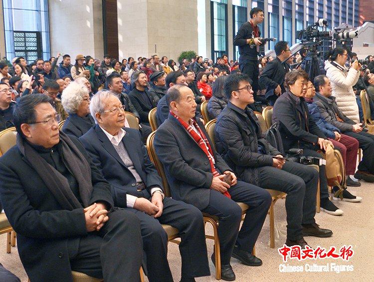 """韩玉臣应邀参加国博""""庆祝新中国成立70周年70人美术作品展"""""""