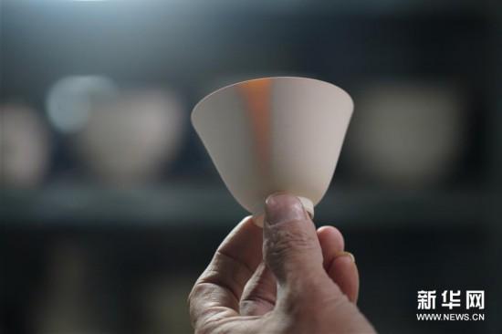 (文化)(5)景德镇薄胎瓷:0.15毫米的极致匠心